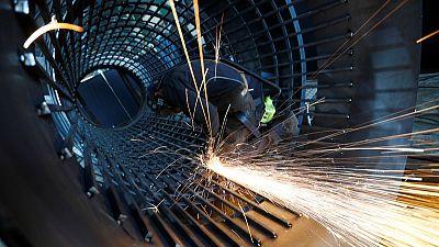 German growth slows as manufacturing, services weaken - PMI