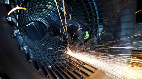 German growth slows as manufacturing, services weaken - PMI