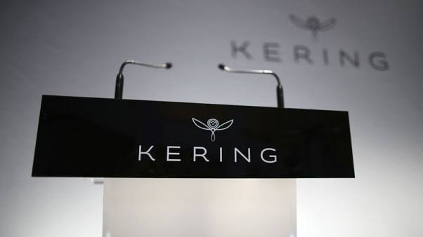 Kering shares jump, buoying luxury peers with bullish China view