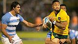 Australie: Folau prolonge avec la Fédération de rugby jusqu'en 2022