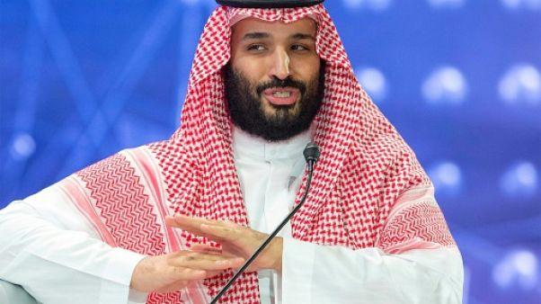 """Le prince héritier saoudien dénonce comme """"hideux"""" le meurtre de Khashoggi"""