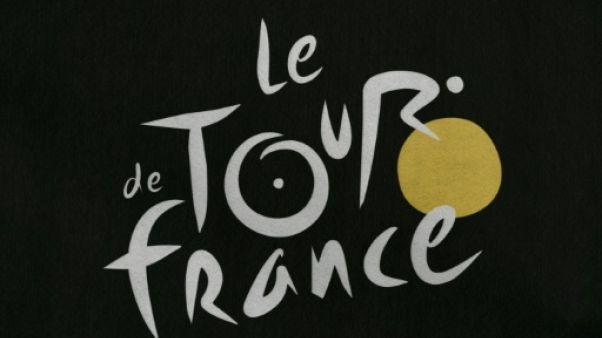 Logo du Tour de France, 4 juillet 2018