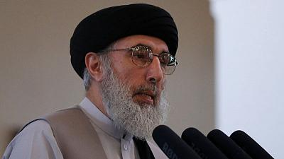 Former warlord Hekmatyar denounces Afghan election 'disgrace'