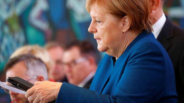 Greens look to rupture Merkel-era politics in German state election
