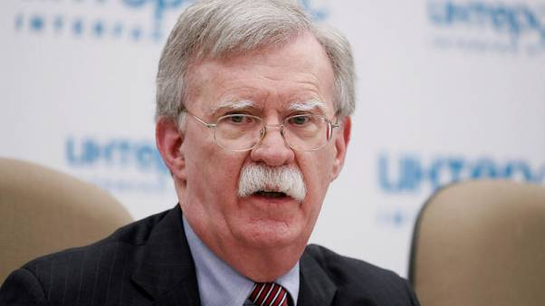 Bolton says U.S. not considering new sanctions on Russia - Interfax