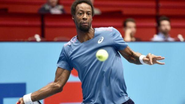 ATP: Monfils au deuxième tour à Vienne, avant la fin de saison ?
