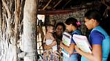 In Brazil's poor northeast, right-winger makes inroads