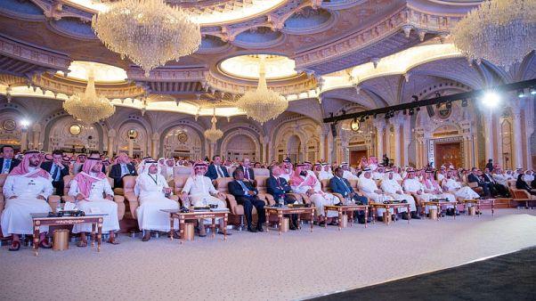 السعودية تطمئن البنوك المقاطعة للمؤتمر وولي العهد سيلقي كلمة