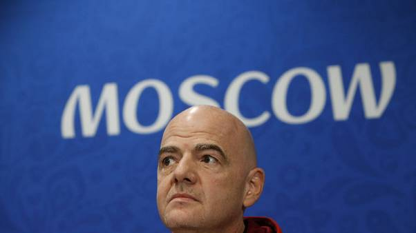 Exclusive - Infantino to ask for vote on new tournaments despite opposition