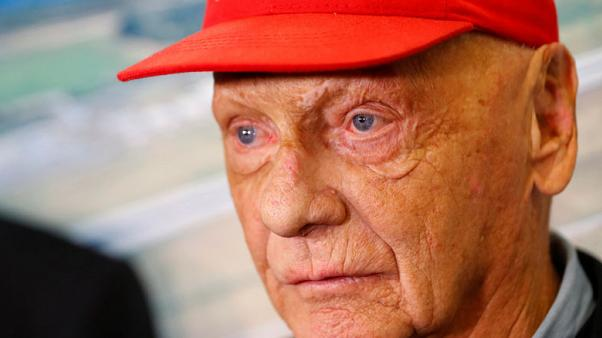 Formula One ace Niki Lauda leaves hospital after lung transplant