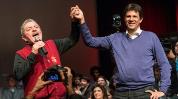 """Lula appelle à l'union contre une """"aventure fasciste"""" au Brésil"""