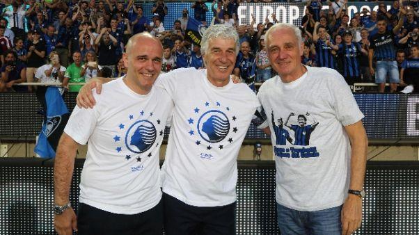 Atalanta: Luca Percassi, squadra serena