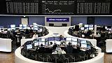 أسهم أوروبا تتكبد سادس خسارة يومية مع هبوط البنوك والسيارات والتكنولوجيا