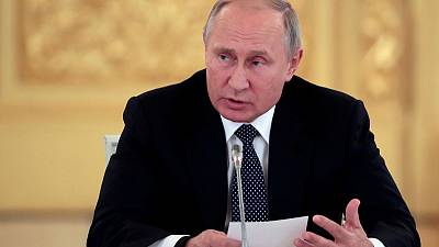 Russia's Putin says will respond in kind if U.S. withdraws from INF arms treaty