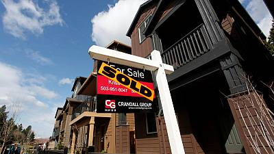 U.S. new home sales near two-year low as mortgages rates rise