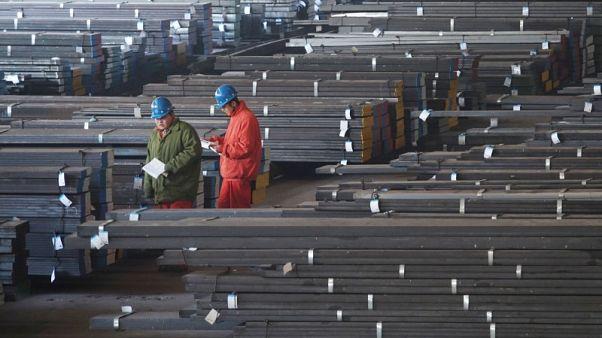 إنتاج الصلب العالمي يرتفع 4.4% على أساس سنوي في سبتمبر