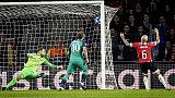 Champions: Psv Eindhoven-Tottenham 2-2