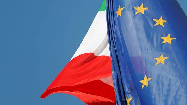 Italian budget standoff may consign euro zone integration drive to slow lane
