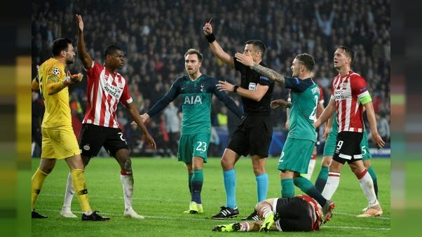 C1: Lloris exclu, Tottenham accroché