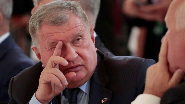 """رئيس روسنفت: تقارير انسحاب إيني من مشروعات مشتركة """"أكاذيب"""""""