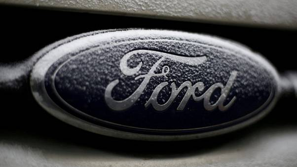 Ford profit drops due to ongoing China sales slump