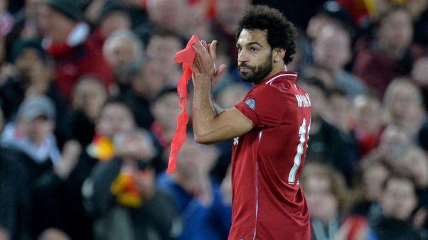 Salah strikes twice as Liverpool beat Red Star