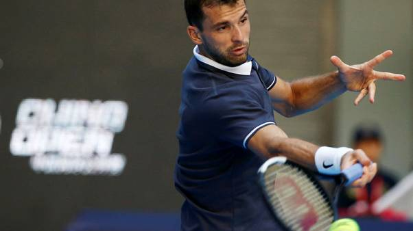 Tennis - Goodnight Vienna for Dimitrov after Kukushkin loss
