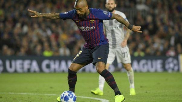 C1: le Barça surmonte l'Inter et l'absence de Messi