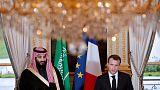 France weighs interests in Khashoggi crisis, Saudi sanctions an option