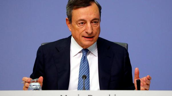 "ECB sticks to stimulus exit despite ""bunch of uncertainties"""