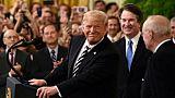 Trump place des juges conservateurs dans tous les Etats-Unis