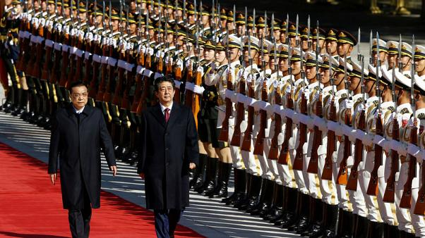 China, Japan to forge closer ties at 'historic turning point'