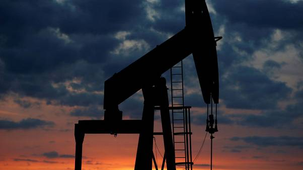 Oil prices fall one percent amid global stock market slump
