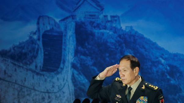 China says army will act 'at any cost' to prevent Taiwan split