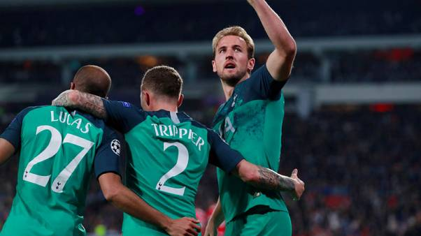 Free-scoring City the latest test for Spurs' rearguard