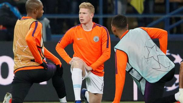 De Bruyne concerned about Wembley after NFL games