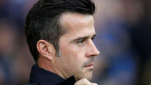 Everton boss Silva tempers expectations ahead of Man United clash