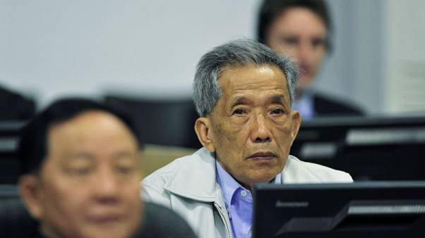 Commander of Khmer Rouge's most notorious prison in intensive care in hospital