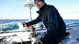 Route du Rhum: Fabrice Payen, une jambe de carbone et un moral d'acier