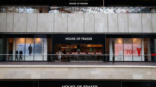ScS Group to exit House of Fraser by end of Jan 2019