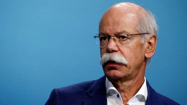 Daimler third-quarter hit by Germany slump as CEO forecasts high demand in fourth-quarter