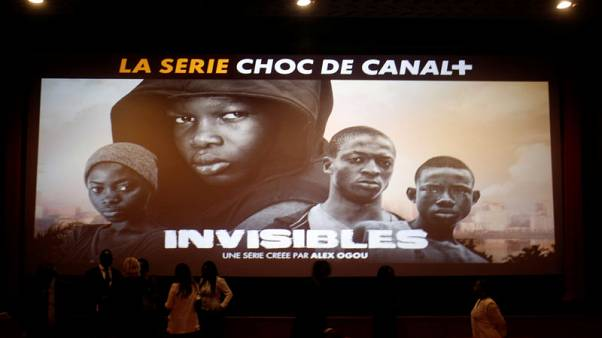Vivendi's Canal+ backs African TV dramas as European sales suffer