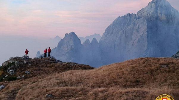 Escursionisti Agordino, rombo e poi rogo