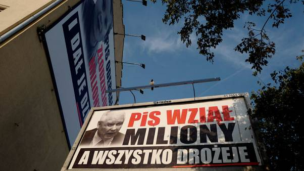 Poland's PiS gains in provinces, but support erodes in big cities - election results