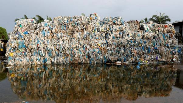 Swamped with plastic waste - Malaysia struggles as global scrap piles up