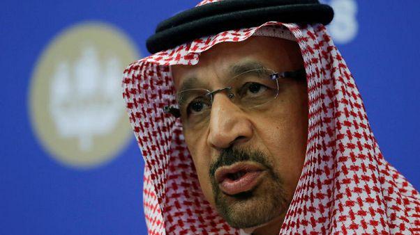 الفالح: التدخل في سوق النفط قد يكون ضروريا لخفض المخزونات