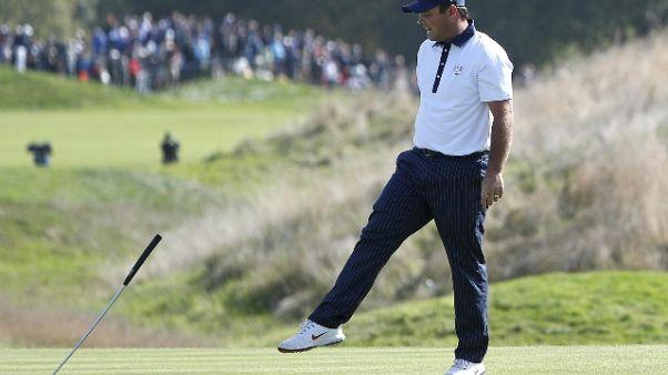 Golf, al torneo WGC Reed incanta