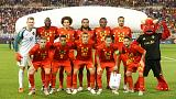 Belgium take outright top spot in FIFA rankings