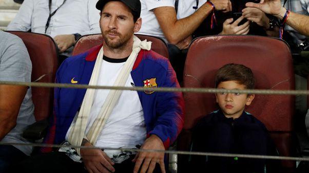 No Messi or Ronaldo but Clasico could still define season