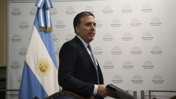 Argentine: le budget d'austérité adopté par les députés